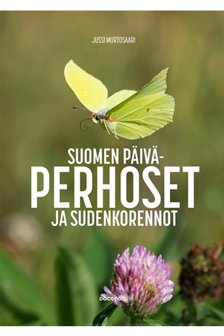 Docendo Jussi Murtosaari: Suomen päiväperhoset ja sudenkorennot