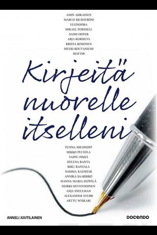 Docendo Anneli Juutilainen: Kirjeitä nuorelle itselleni