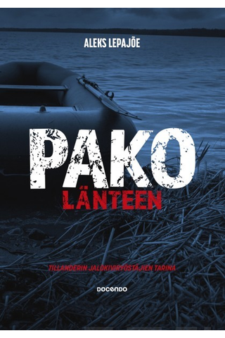 Docendo Aleks Lepajõe: Pako Länteen - Tillanderin jalokiviryöstäjien tarina