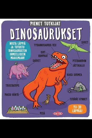 Kuoppala, Dinosaurukset