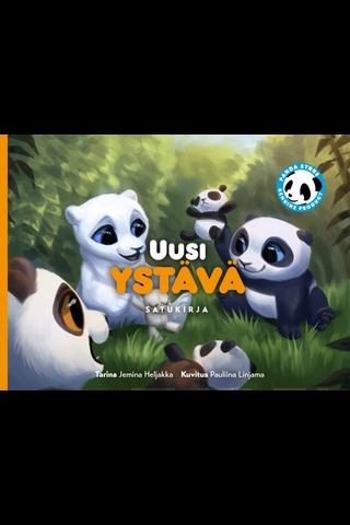 Panda Stars: Uusi ystävä, Satukirja