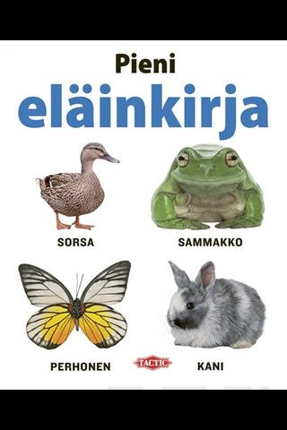 Pieni eläinkirja (valokuvin, värirekisteri)