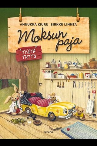 Minerva Kustannus Annukka Kiuru: Moksun paja