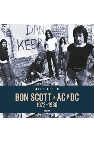 Bon Scott ja AC/DC 1973–1982