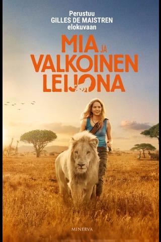 Minerva Kustannus Prune de Maistre: Mia ja valkoinen leijona