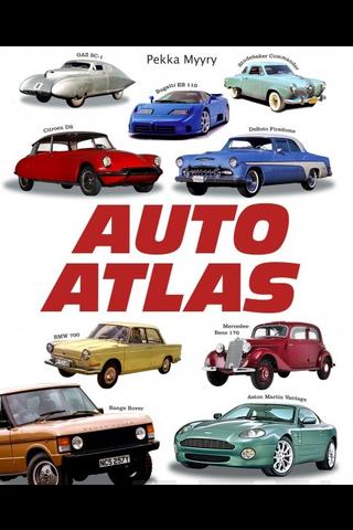 Readme.fi Pekka Myyry: Autoatlas