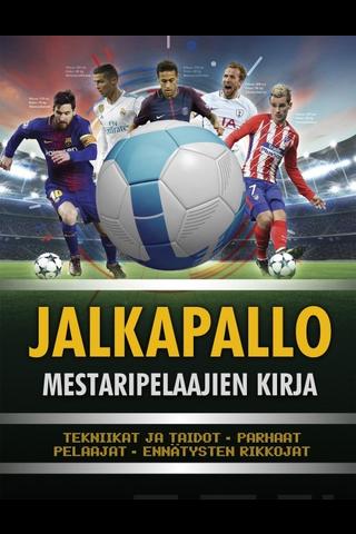 Readme.fi Emily Stead: Jalkapallo - mestaripelaajien kirja