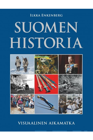 Enkenberg, Suomen historia Visuaalinen aikamatka