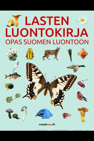 Readme.fi Minna Ovaskainen, Viljami Ovaskainen: Lasten luontokirja