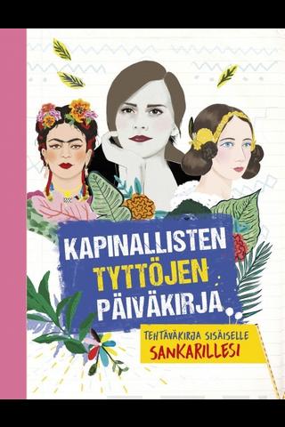 Readme.fi Anna Brett: Kapinallisten tyttöjen päiväkirja