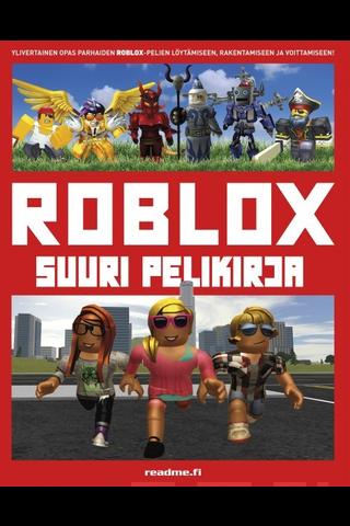 Readme.fi Kevin Pettman: Roblox - suuri pelikirja