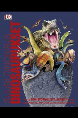 Dorling Kindersley, Dinosaurukset - Suuri Dinokirja