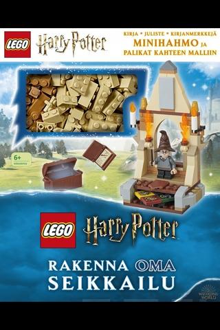 Harry Potter -  Rakenna oma Lego-seikkailu - Mukana Lego-palikat