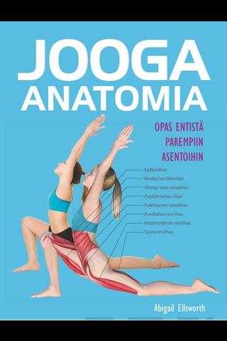 Ellsworth, Jooga -  Anatomia