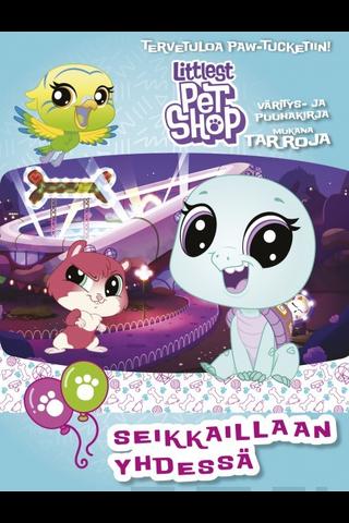 Littlest Pet Shop: Seikkaillaan yhdessä puuhakirja