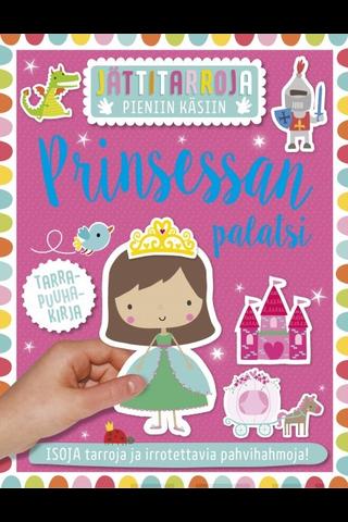 Prinsessan palatsi tarrapuuhakirja