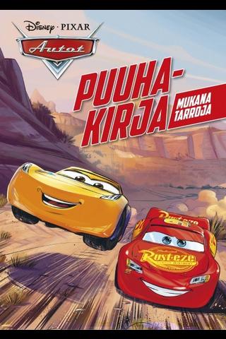 Disney-Pixar Autot puuhakirja