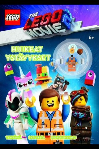 The Lego Movie 2: Huikeat ystävykset puuhakirja