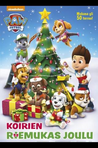 Ryhmä Hau - Paw Patrol Koirien riemukas joulu