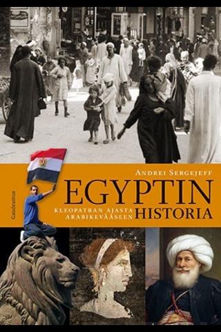 Sergejeff, Egyptin historia