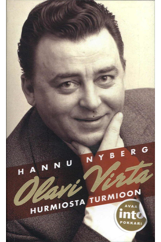 Into Kustannus Hannu Nyberg: Olavi Virta