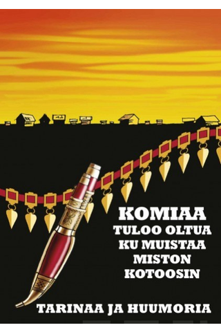 Komiaa Tuloo Oltua