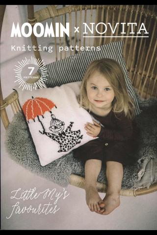 Moomin X Novita Little My's Favourite (Englanti) kirja