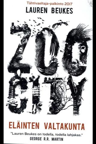 Aula Co Lauren Beukes: Zoo City - eläinten valtakunta