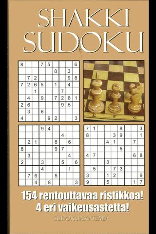 Sudoku Akatemia pokkari kirja