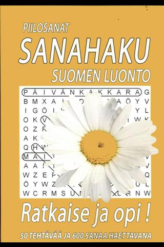 Piilosanat Sanahaku kirja