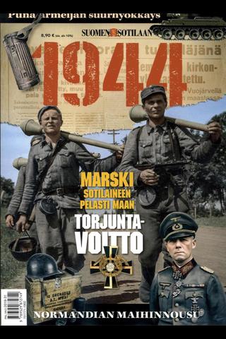 Suomen Sotilaan 1944 kirja
