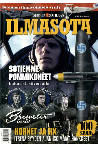 Suomen Sotilaan Ilmasota kirja