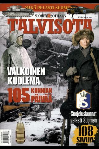 Suomen Sotilaan Talvisota kirja