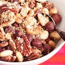 Maustetut pähkinät