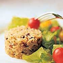 Hienompi riisi-sieni pata
