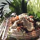 Katkarapusalaatti