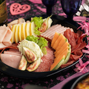 Suomalainen antipasto-lautanen