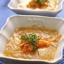 Mango-porkkanasosekeitto