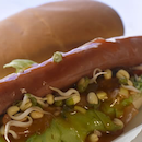Sweet and sour hot dog