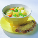 Curryinen kevätkeitto