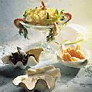 Ruokaisa katkarapusalaatti