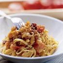 Kahden tomaatin pasta