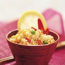 Thaimaalainen paistettu riisi