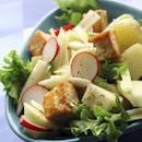Lohi-perunasalaatti