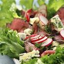 Fileetä salaattipedillä