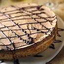Jäädytetty marenkisuklaakakku