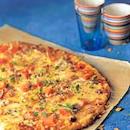 Kebabpizza