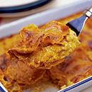 Pesto-broilerilasagne
