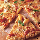 Paprika-anjovispizza