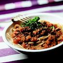 Tumma Spagetti bolognese